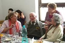 MILOŠ MALEC se zúčastnil únorového Dne sesterství.