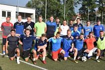 Fotbalisté TJ Jiskra Domažlice mají za sebou už osm úspěšných sezon v České fotbalové lize.