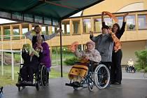 Z oslav 10. výročí založení Domu seniorů Kdyně.