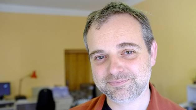 Kamil Jindřich, ředitel MKS Domažlice.