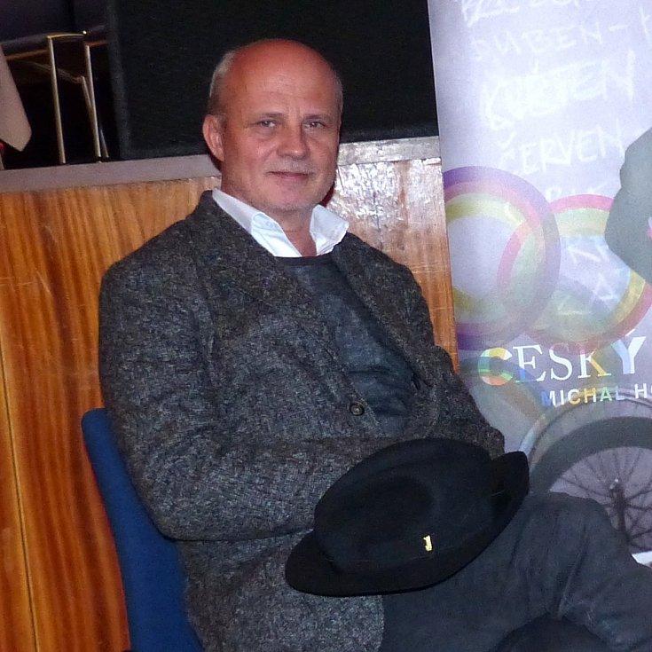 Michal Horáček.