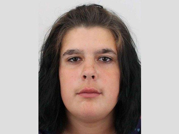 Pohřešovaná Marie Baumerová.