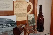 Pivovarnická výstava v Muzeu Chodska.