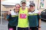 Maraton se konal při poběžovické pouti. Zúčastnili se ho i známé tváře Domažlicka či Japonec.
