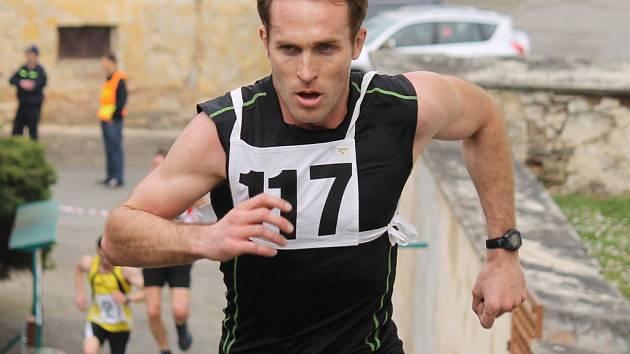 Petr Kamic z Bělé nad Radbuzou vyhrál 39. ročník Běhu Koutem na Šumavě.