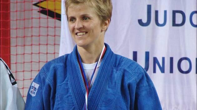 Trenérka poběžovických judistů Jaroslava Záhořová vybojovala na mistrovství Evropy bronz.