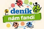 Logo Deník nám fandí.