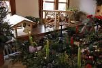 Vánoční výstava v Horšovském Týně.
