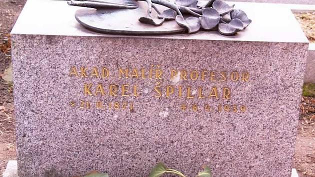 Hrob Karla Špillara