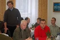 V Peci jednali zástupci Sdružení vlastníků obecních lesů.