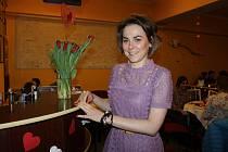 Valentýnský večírek v kdyňském kině.