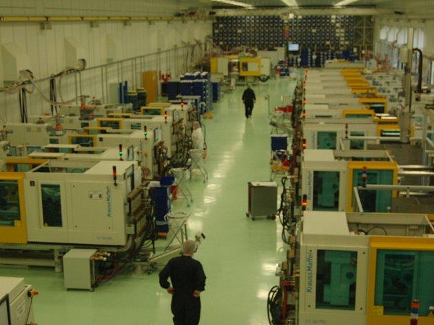 Firma Gerresheimer letos přijme na 150 nových zaměstnanců.