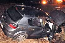 Kolem půl šesté v podvečer vyjížděli v pondělí domažličtí profesionální hasiči k nehodě před restaurací Hadrovec. Řidič – cizinec skončil v nemocnici.