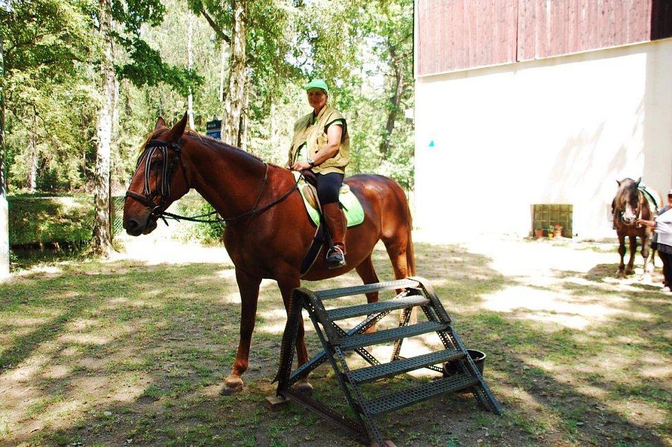 výcvikový víkend na Zeleném háji u Krchleb.