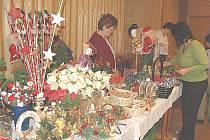 Zahrádkářská vánoční výstava.