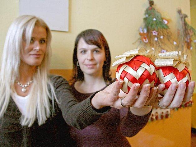 Mikulášská nadílka a vánoční trhy v ZŠ Blížejov.