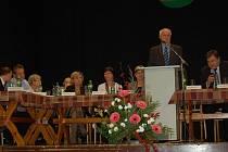 Ustavující schůze nově zvolených zastupitelů města Kdyně.