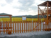 Otevření vyhlídkového místa v Semněvicích.