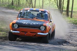 Historic Vltava Rallye 2018.