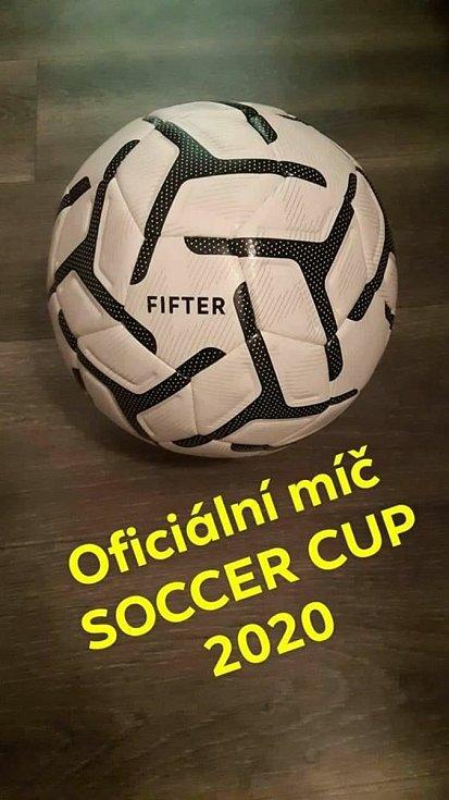 Soccer Cup 2020: nové oficiální míče.