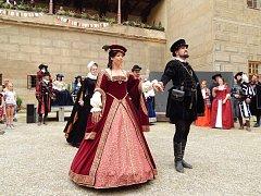 První ročník Trauttmannsdorffských slavností má zámek úspěšně za sebou.