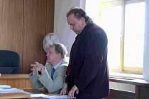Radek Heller odešel od soudu s podmínkou.