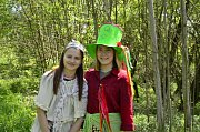 Pohádkové bytosti v pohádkovém lese. Foto: Jan Kubát