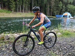 Závod Xterry v Ostrově  triatlonistka Jana Brantlová dokončila na druhém místě. Nyní již se těší na evropský šampionát.