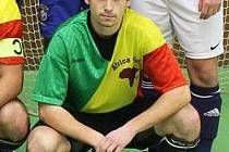 Vladimír Čech se během zimní pauzy představil v dresu Havany ve futsalové lize.