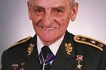Generálmajor Josef Buršík.