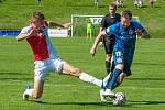 Jiskra Domažlice - Slavia Praha B 4:0.