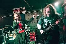 Nightwish revival v Domažlicích.