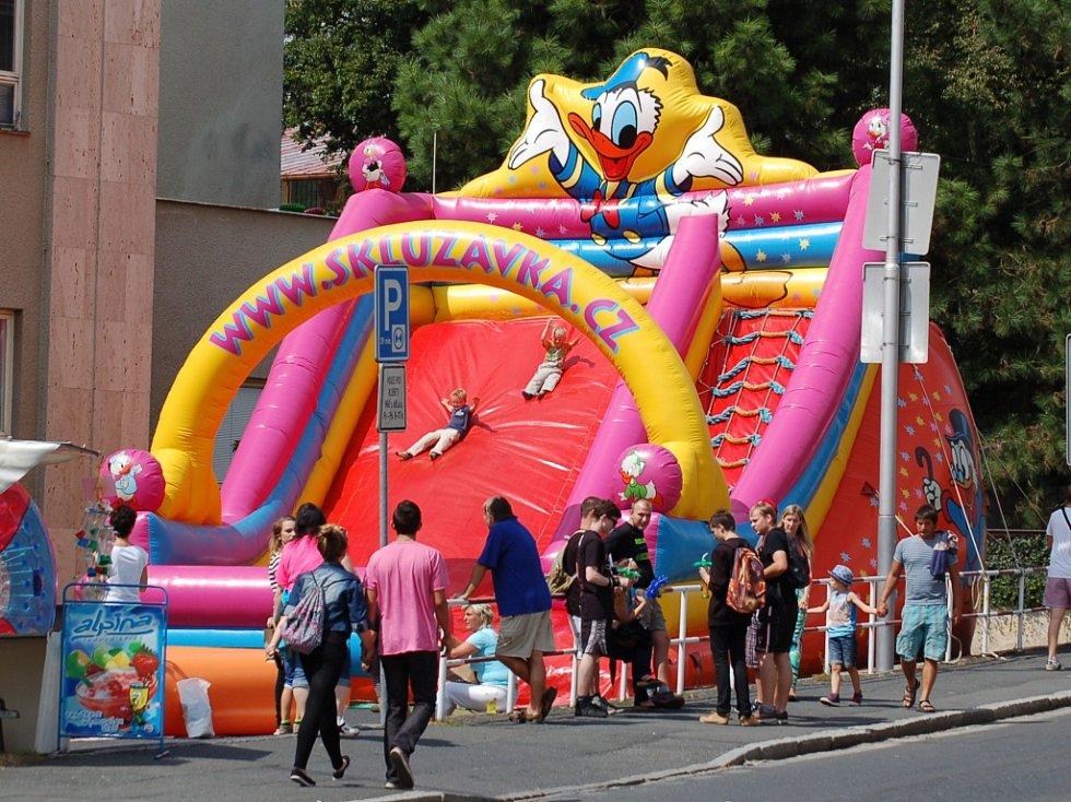 Chodské slavnosti 2015 - sobota