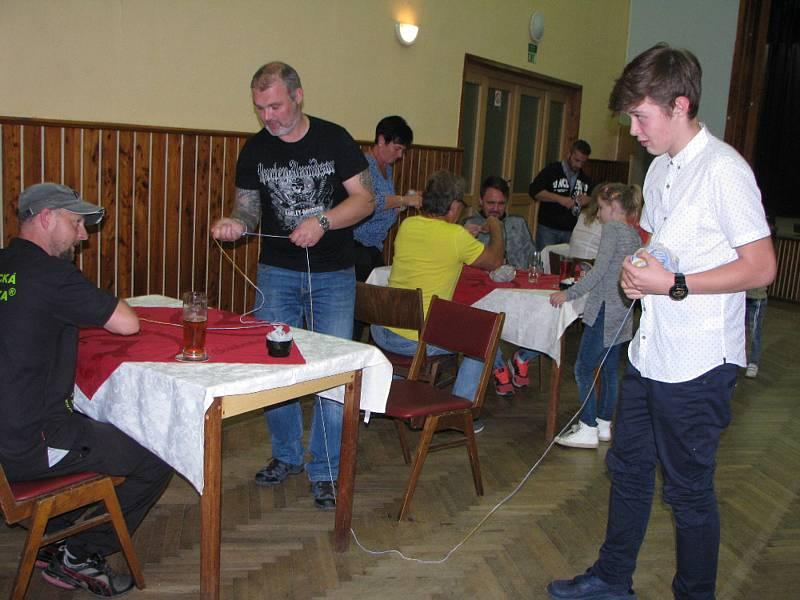 Gurmánský večer v Kvíčovicích.