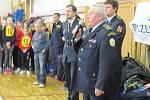 Zimní setkání mladých hasičů poprvé ve Staňkově.