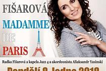 Koncert přinese nádech Francie.