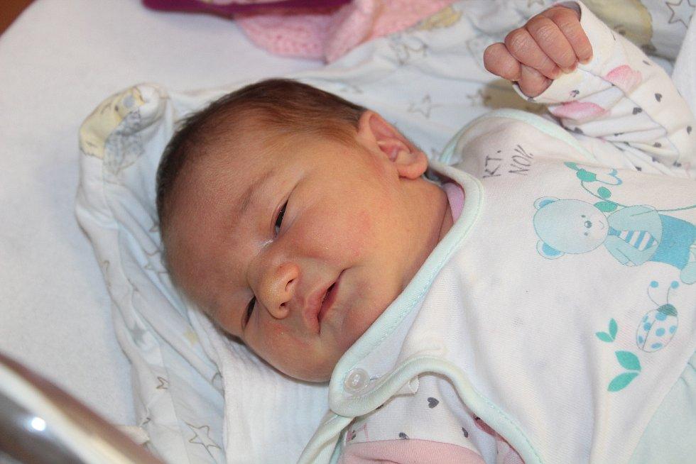 Izabela Lazorčíková z Klenové se narodila v klatovské porodnici 6. srpna ve 21:20 hodin (3680 g, 51 cm). Rodiče Jana a Michal přivítali očekávanou dceru na světě společně. Na sestřičku se těšil Michal (3).