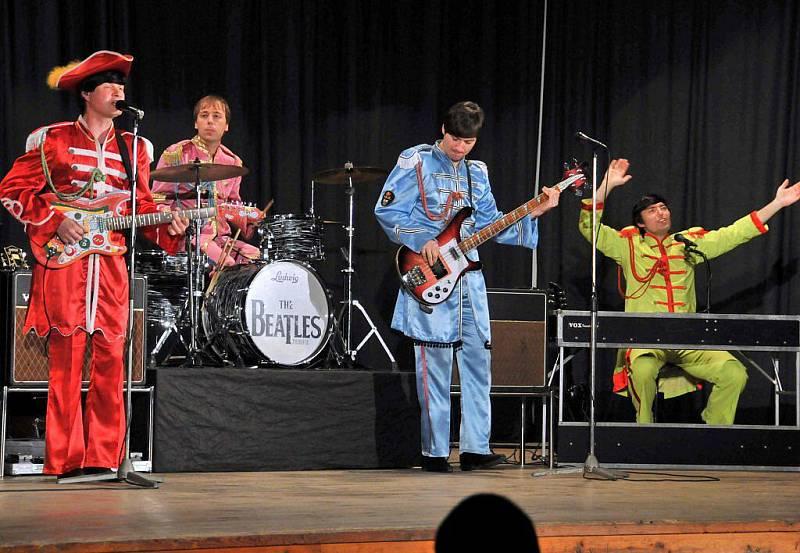 The Beatles revival v Holýšově.