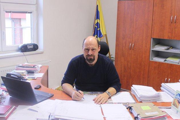 STAROSTA KOLOVČE Václav Pergl nám sdělil, jaké stavební úpravy se v městysi zrealizují v letošním roce.