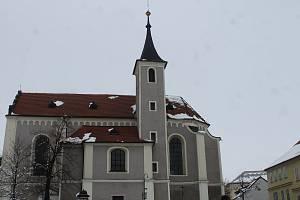 Koncert se odehraje v Domažlicích.