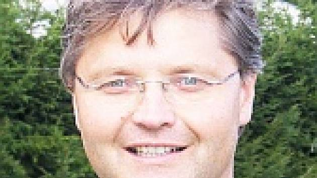 Trenér Milan Kucharič.