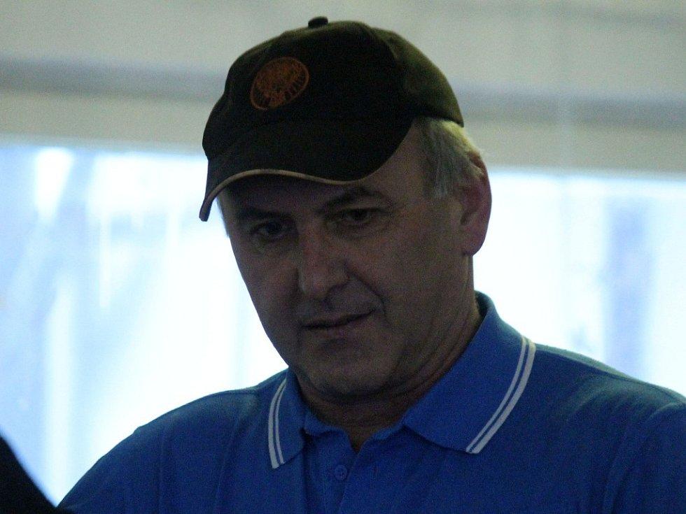 Volební valná hromada FK Holýšov.