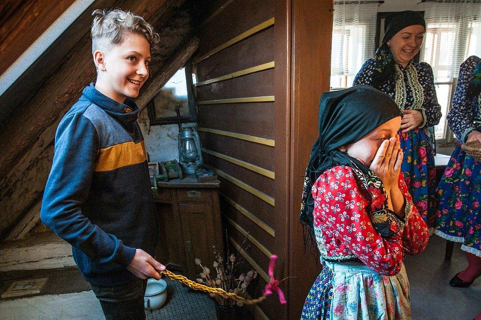 Sestry Jana Kucalová a Martina Pincová z Mrákova se snaží tradice ve svých rodinách co nejvíce udržet.