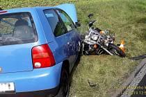 Nehoda u Brůdku