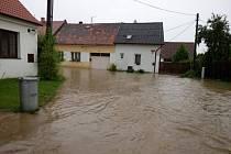 Povodeň v Kolovči 26.6.2016.