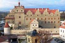 Státní hrad a zámek Horšovský Týn.