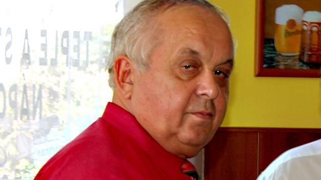 Jaroslav Hána, ředitel Meclovské zemědělské a.s.