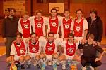 Z utkání futsalistů Ajaxu Staňkov s Bomber Domažlice.