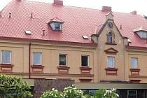 Zámek v Koutě na Šumavě byl uzavřen.