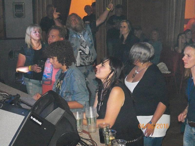 Kapela S.A.P. slavila třicátiny.